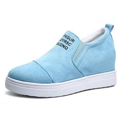Big Size Women Daily Comfy Suede Height Increased Slip On Flat Short Boots is hot-sale. Come to NewChic to buy womens boots online. Boots Online, Luxury Shoes, Short Boots, Comfortable Fashion, Slip On Sneakers, Me Too Shoes, Nike Air Max, Fashion Shoes, Dress Shoes