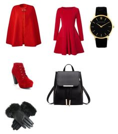 """My First Polyvore Outfit"" by yasmine-bechichi ❤ liked on Polyvore featuring WithChic"