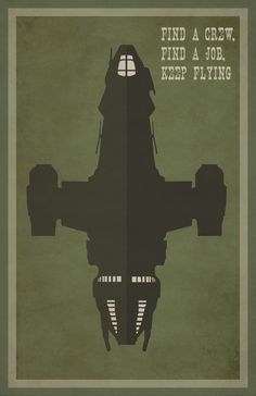 Find a crew; find a job; keep flying. (the house of blackstore)