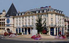 Grand Hotel Plessis - Façade 2
