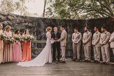 Photographer: Michelle Roller | Event Venue: Calamigos Ranch | Event Designer: Fairy Godmother a Wedding Bridesmaid Dresses, Wedding Dresses, Bridesmaids, Strictly Weddings, Event Company, Fairy Godmother, Romantic Weddings, Event Venues, Wedding Trends