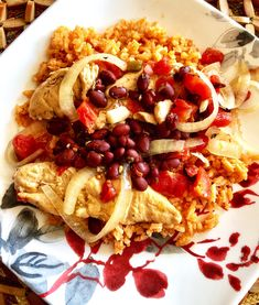 Cuban-Inspired Slow Cooker Chicken