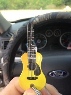 Cool guitar key