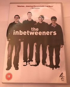 Only £1.39!! The Inbetweeners - Series 1 - Complete (DVD, 2008) Fast Free Postage