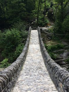 Ponte dei Salti, Verzasca rivier, Valle Verzasca, Zwitserland, Switzerland
