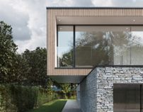 Hurst House by Strom Architects - Exteriors