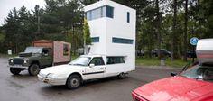 Top Gear camper vans.