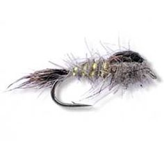 Fly Tying Bodkin with Attached Chain Deluxe Threader