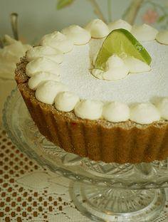 Katiecakes: Baking Mad - Key Lime Pie