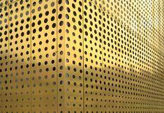 Fassade Gold