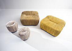 Drapé collection by Bartoli Design | Laurameroni