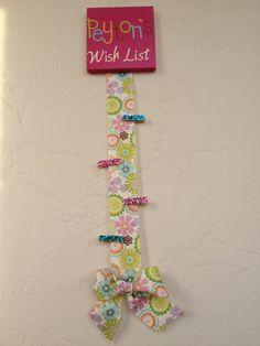 Little Girl's Wishlist for birthdays or Christmas