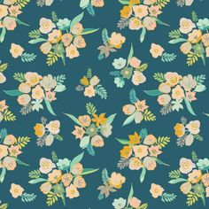 (98) Springtime Tulips by Pip Shaw - Skillshare