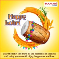 May the lohri fire burn all the moments of sadness and bring you warmth of joy, happiness and love.