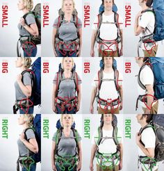 Mochila de viaje: consejos y todo lo que debes saber para elegirla The post Travel backpack: tips and everything you need to know to choose it appeared first on Travel. Backpacking For Beginners, Backpacking Tips, Hiking Tips, Hiking Gear, Ultralight Backpacking, Hiking Shoes, Thru Hiking, Camping And Hiking, Camping Life