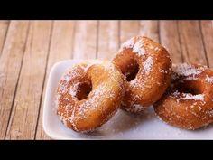 Rosquillas de anís sin gluten ni leche - Cocina SIN