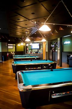 Not just your average sports bar! Local Cue is the ultimate playground for adults!