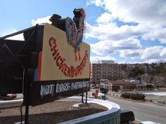 The Chickenburger Nova Scotia, Broadway Shows, Canada, Signs, Shop Signs, Sign