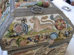 The Embroiderer's Story: The Burrell Collection - Day 3, Part 2