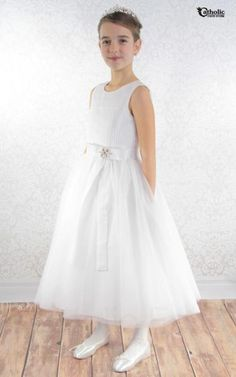 b4a342a61b0 36 Best First Communion Dresses images