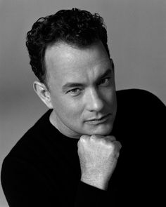 Tom Hanks-just saw him in Saving Mr. Banks and he was amazing as usual