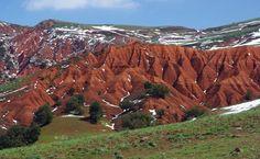 Maroc...trek en 4X4.