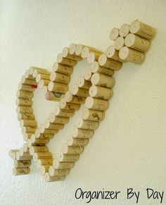 """A """"Corky"""" project for Valentine's Day #ValentinesDay"""