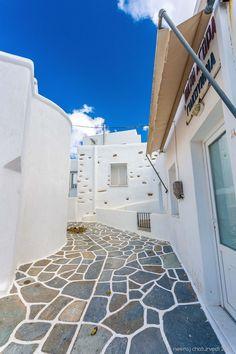 Kostos village, Paros, Greece http://www.jetradar.com/?marker=126022