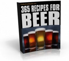 365 Recipes for beer