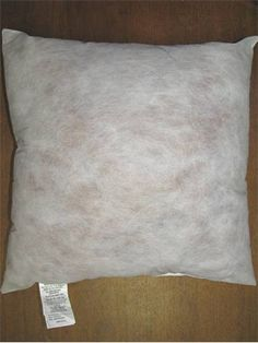"""28"""" x 28"""" Outdoor pillow inserts - for floor cushions - $36.95"""