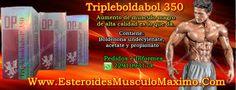 Tripleboldabol 350 mg x 10 ml - precio ( $700 Pesos ) Dragon Pharma