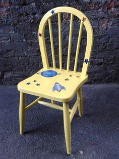 Kids space chair!