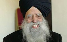 Fauja Singh paid tribute by Redbridge Museum...