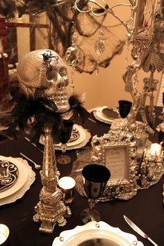 tablescape table setting