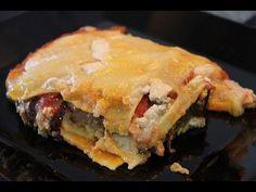 ▶ Lasanha vegana com mandiokejo - YouTube