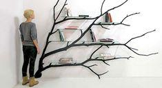 Ağaç Dallarından Kitaplık
