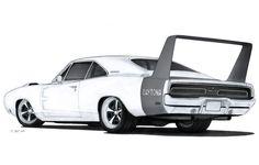 1969 Dodge Charger Daytona Drawing by Vertualissimo.dev… on deviantART – En Güncel Araba Resimleri 1969 Dodge Charger Daytona, 1968 Dodge Charger, Cars Coloring Pages, Automobile, Car Illustration, Illustrations, Car Drawings, Automotive Art, Us Cars