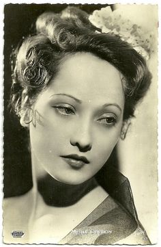 Merle Oberon | Flickr - Photo Sharing!~British actress 1930's