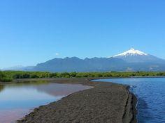 Volcan Villarica - Pucon, Chile