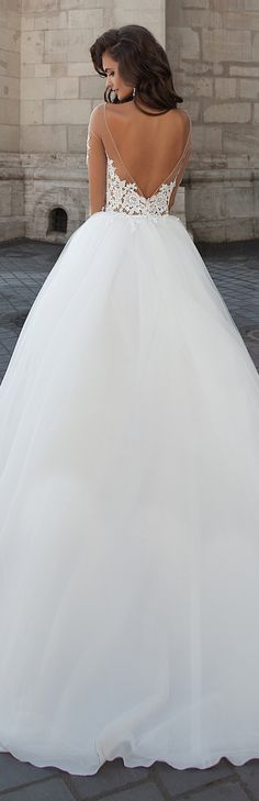 Milla Nova 2016 Bridal Collection - FAV DRESS!!