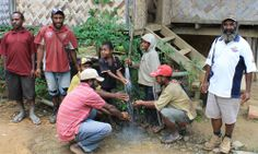 Read all about the amazing Sacred Grounds Organic producers in PNG and how they're making a difference in their community. Image: Fairtrade New Zealand