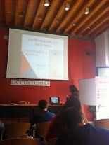 Mesa de Emprendedores: Blanca Antuña, Psicóloga