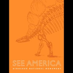 Dinosaur National Monument 2 by Darrell Stevens  #SeeAmerica