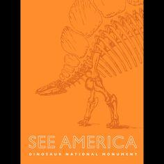 Dinosaur National Monument 2 by Darrell Stevens  #SeeAmerica