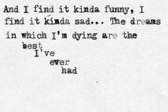 """Mad World"" - Gary Jules"