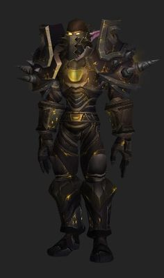 Mountaineer Transmog set for wow, this is the