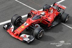 Sebastian Vettel a été le premier pilote à tester en conditions réelles le Bouclier, et a livré ses premières impressions mitigées sur le dispositif.