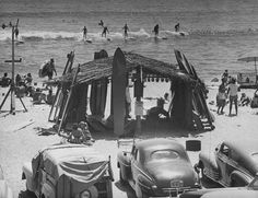 Old Photos of Life with Beach Bums at San Onofre, California in the Life Pictures, Beach Pictures, Beach Images, Beach Pics, Beach Stuff, Old Photos, Vintage Photos, Vintage Photographs, Vintage Postcards