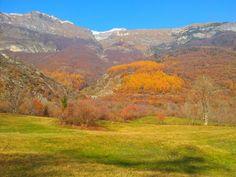 Autunno a Novalesa, Val Cenischia (To)
