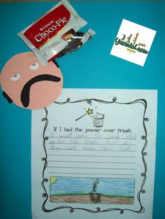 Taking Care of Earth - If I had the power over trash writing- Great for Earth Day